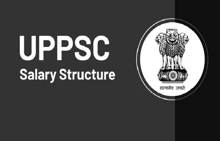 uppsc salary structure